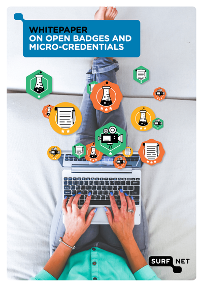 Whitepaper on Open Badges and Micro-Credentials image