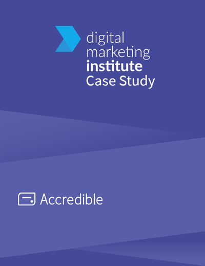 How Switching to Accredible Helped DMI Save Time, Save Money, and Increase Their Brand Visibility image